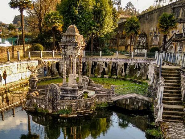 Parque del Pasatiempos de Betanzos