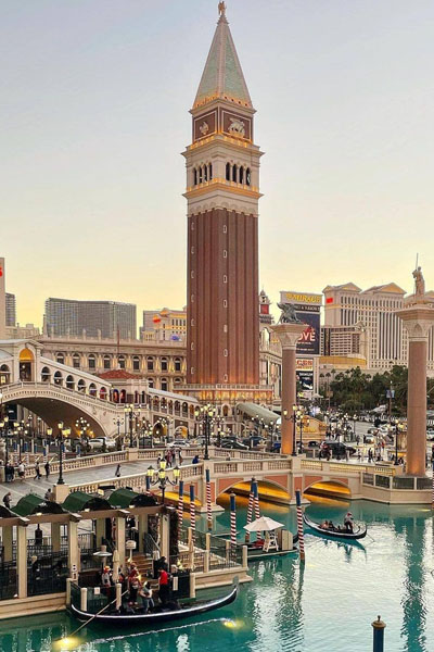 Resort The Venetian Las Vegas