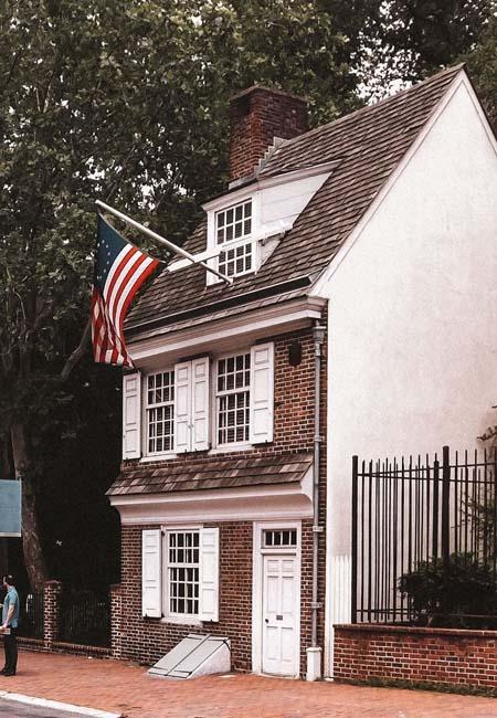 Betsy Ross House Filadelfia