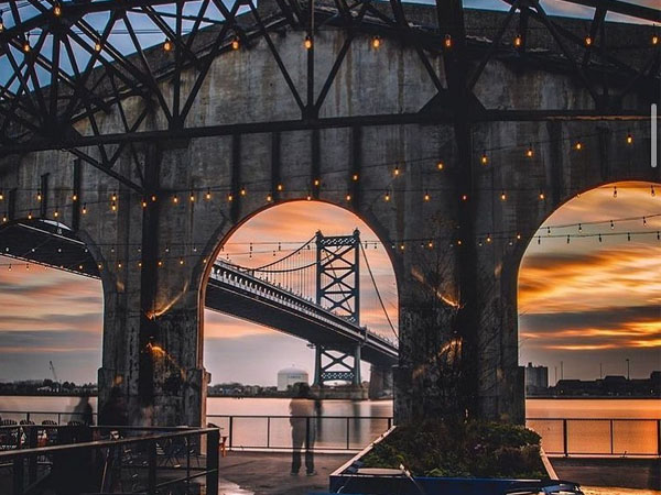Cherry Street Pier de Filadelfia