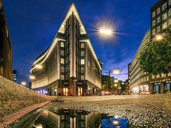 Chilehaus de Hamburgo