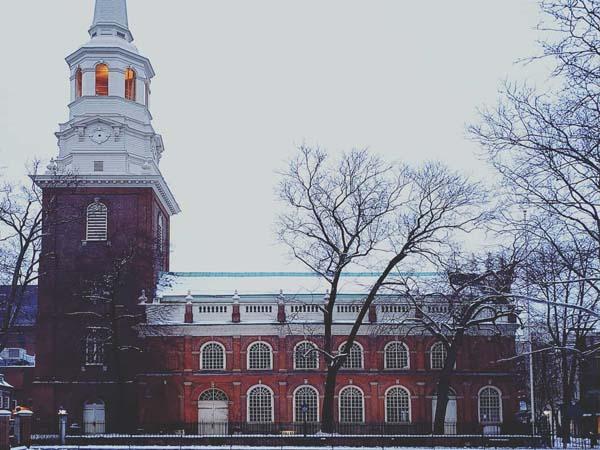 Christ Church de Filadelfia