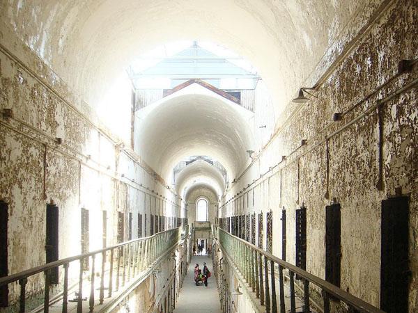Eastern State Penitentiary de Filadelfia