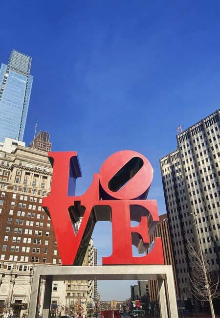 Love Park de Filadelfia