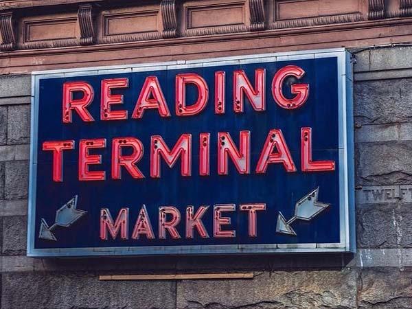 Reading Terminal Market Filadelfia