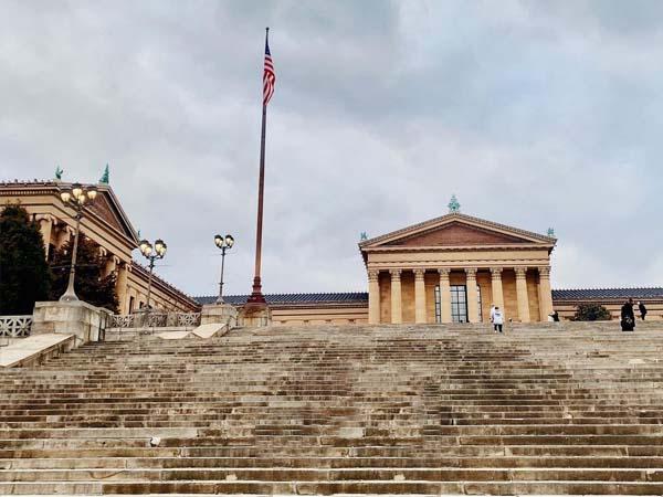 Rocky Steps de Filadelfia
