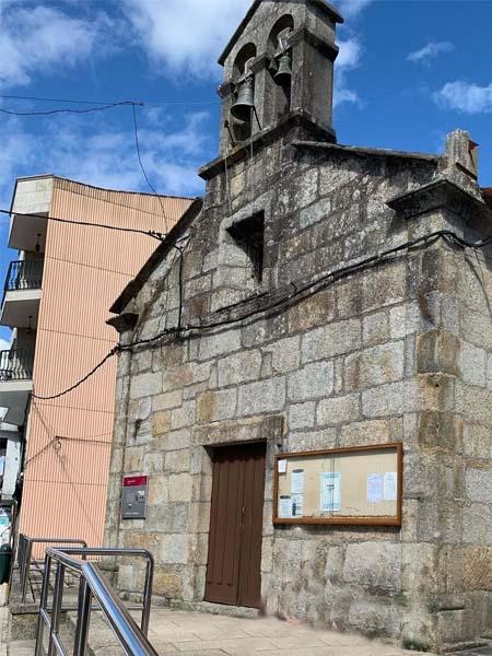 Ermita de San Roque de Lastres