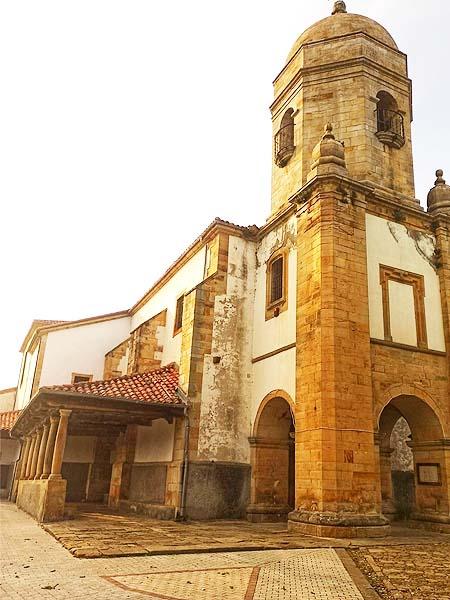 Iglesia Santa María de Sábada de Lastres