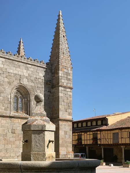 Iglesia de San Martín de Bonilla de la Sierra