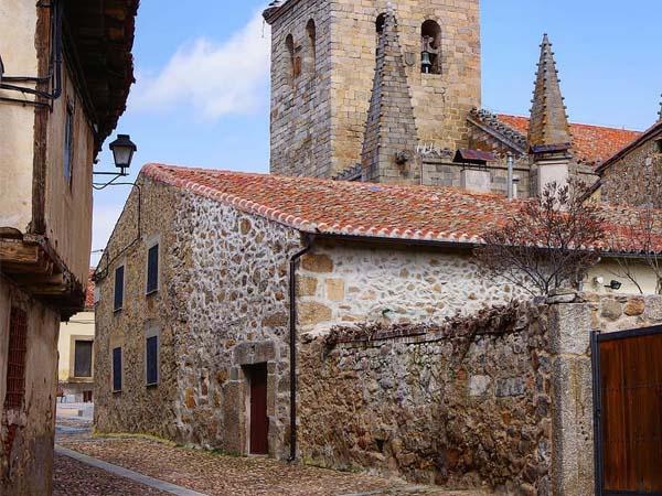 Foto calles de Bonilla de la Sierra