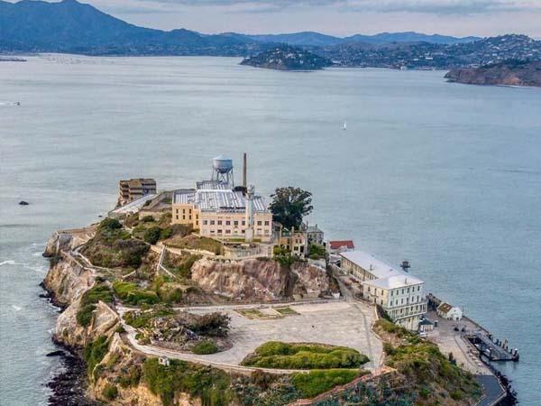Foto Isla de Alcatraz SAn Francisco