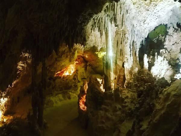 Cueva de los Majuelos Pegalajar