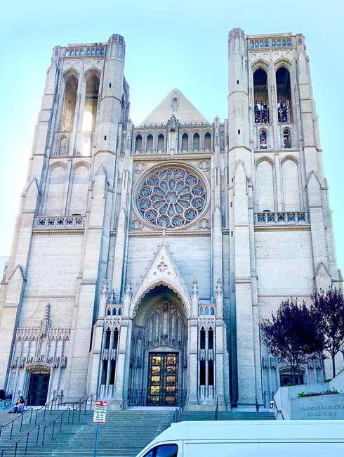 Grace Catedral de San Francisco