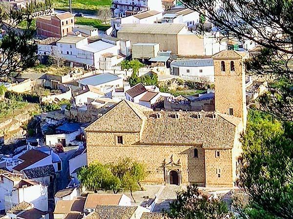 Iglesia de la Santa Cruz Pegalajar