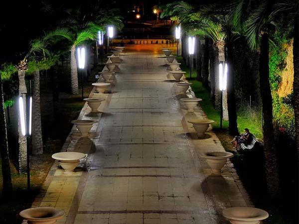 Parque de la Aigüera de Benidorm
