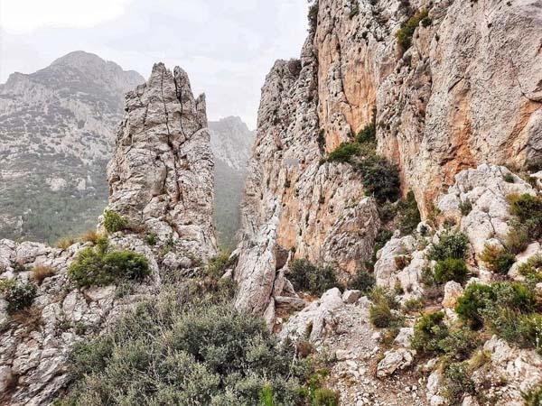 Puig Campana de Benidorm