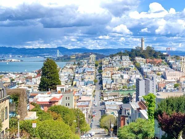 Russian Hill de San Francisco