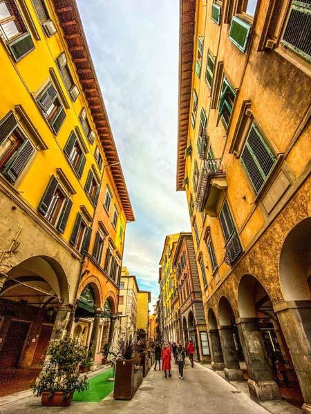 Borgo-Stretto Pisa