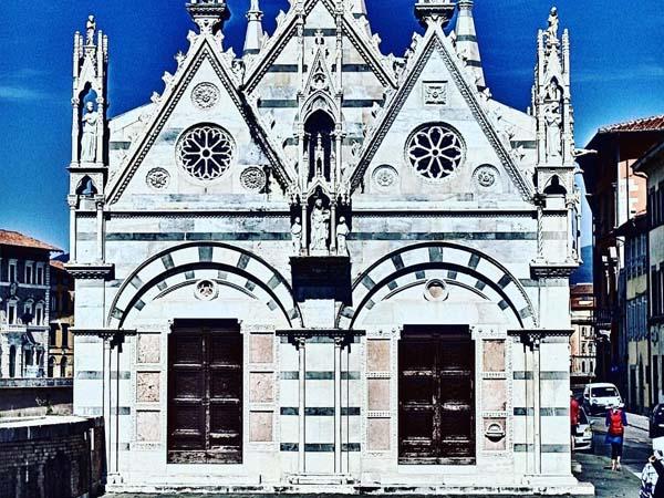 Iglesia de Santa Maria della Spina de Pisa