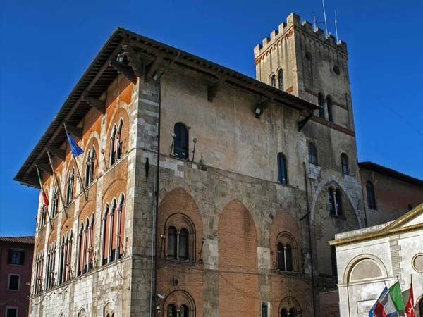 Palacio de los MEdici Pisa