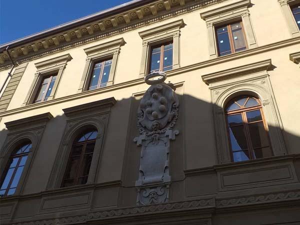 Pallazzo de la Sapienza