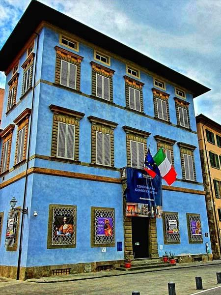 Palazzo Blu de Pisa