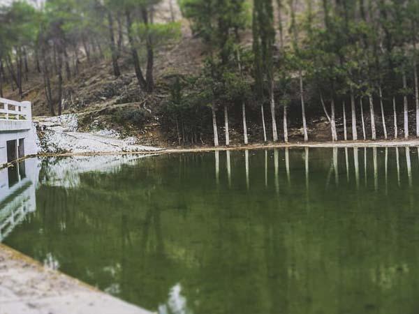 Peña del Olivar en Siles