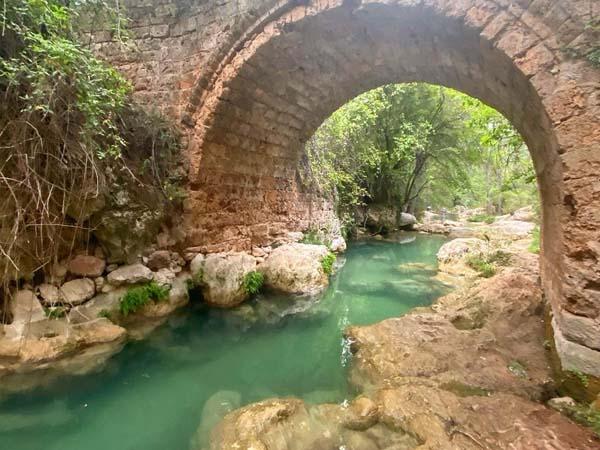 Puente de las Herrerias CAzorla