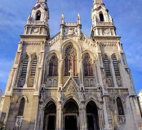 Iglesia Santo Tomás Canterbury