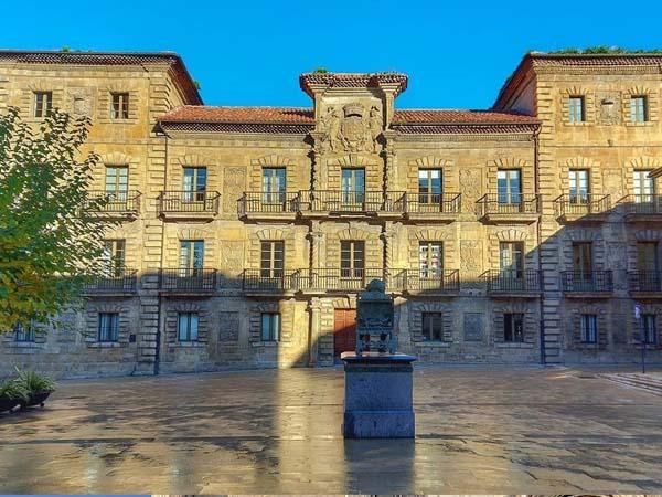 Palacio de Campo Sagrado Avilés