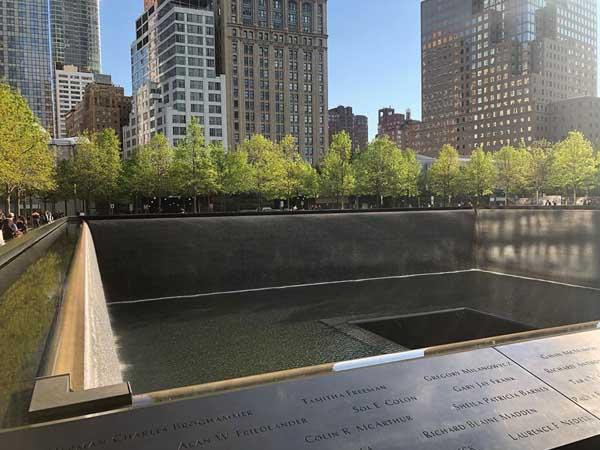 9/11 Memorial Nueva York - Lugares que visitar en Nueva York - Ilutravel.com