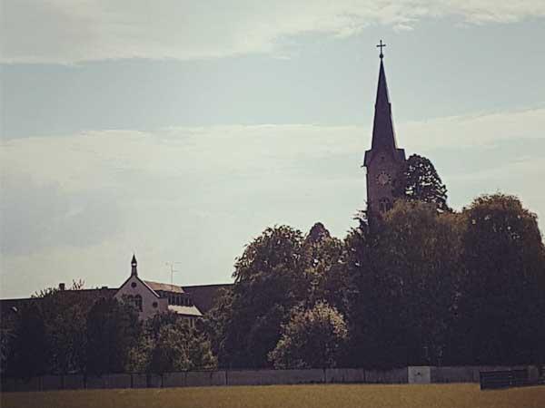 Abadia Wettingen Mehrerau Bregenz - Qué ver en Bregenz en un día - Ilutravel.com