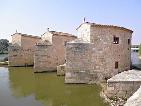 Aceñas de Olivares de Zamora - Zamora haciendo turismo en la capital y la provincia - Ilutravel.com