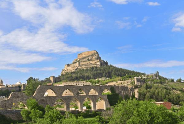Acueducto de Teruel lugar que visitar en un dia