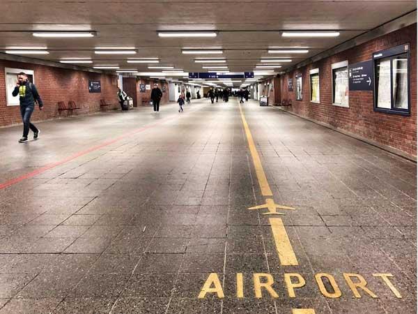 Aeropuerto schönefeld berlin - Como llegar desde el Aeropuerto de Schonefeld al centro de Berlín - Ilutravel.com