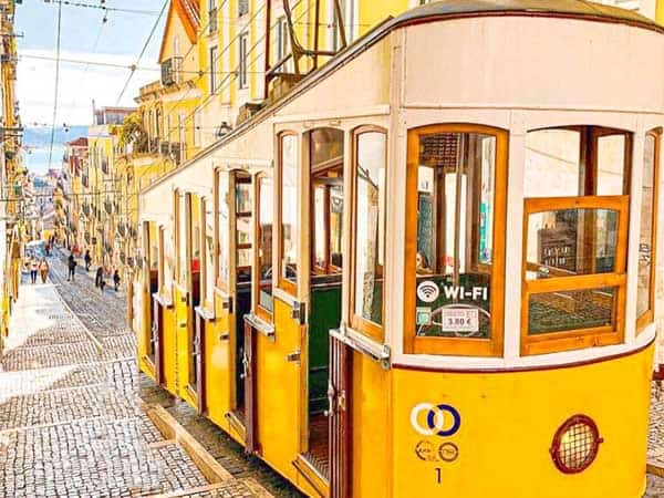 Barrio de Alfama - Lugares en los que alojarse en Lisboa - Ilutravel.com