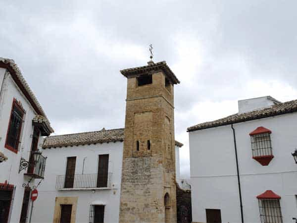 Alminar de San Sebastián de Ronda para ver Ronda en un día