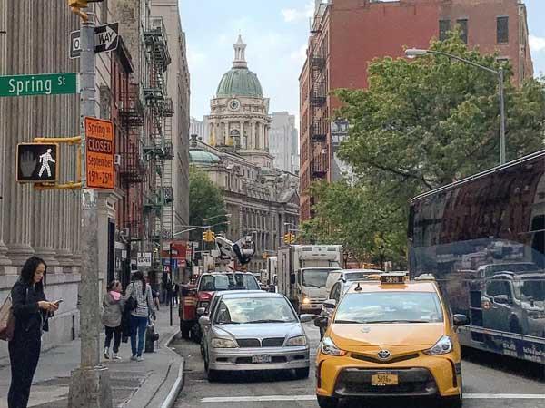 Soho - Lugares donde alojarse en Nueva York Ilutravel.com