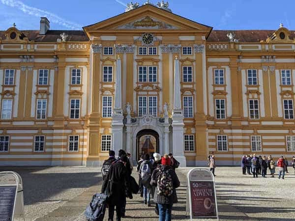 Altes Posthaus Melk - Visitar Melk en un día o más - Ilutravel.com