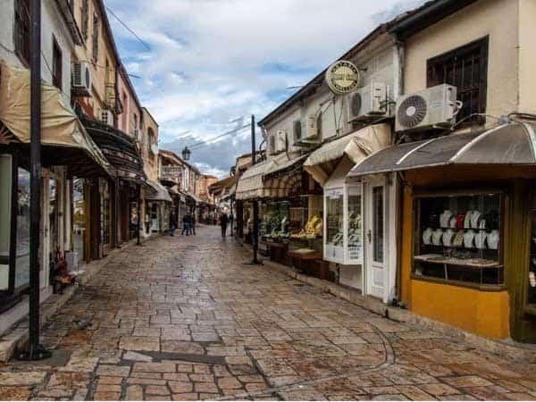 Antiguo Bazar Skopje - Lugares de interés que ver en Skopje - Ilutravel.com
