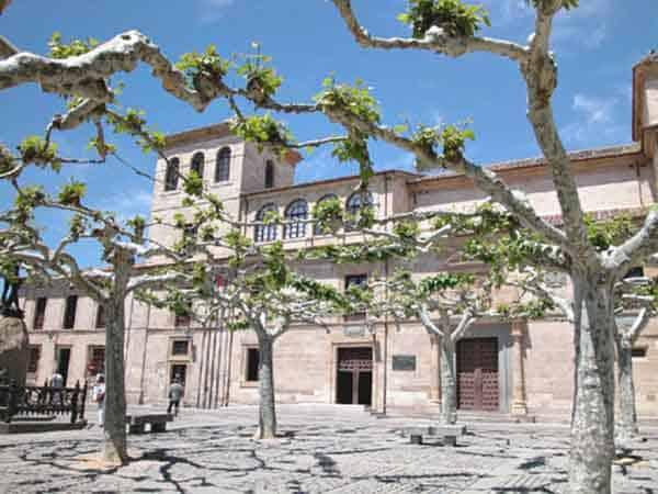 Antiguo Hospital de la Encarnación (Diputación) de Zamora - Ver Zamora haciendo turismo en un día - Ilutravel.com
