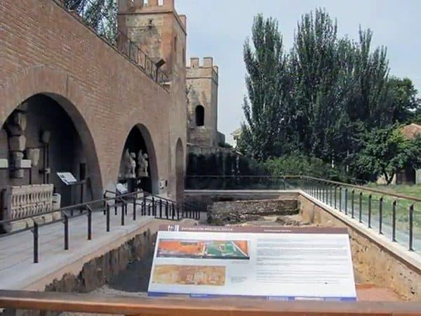 Antiquarium y la Torre XIV de Alcalá de Henares - De turismo en Alcalá de Henares - Ilutravel.com