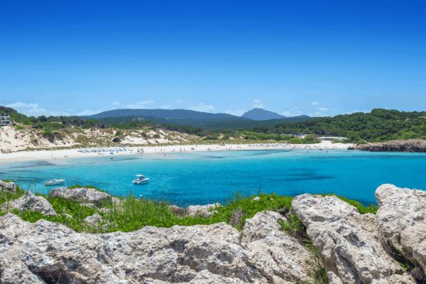 Arenal de Son Saura de Menorca - Menorca Isla para ver en 7 días - Ilutravel.com