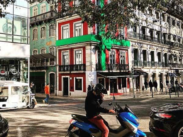 Avenida Liberdade de Lisboa - Donde alojarse en Lisboa - Ilutravel.com