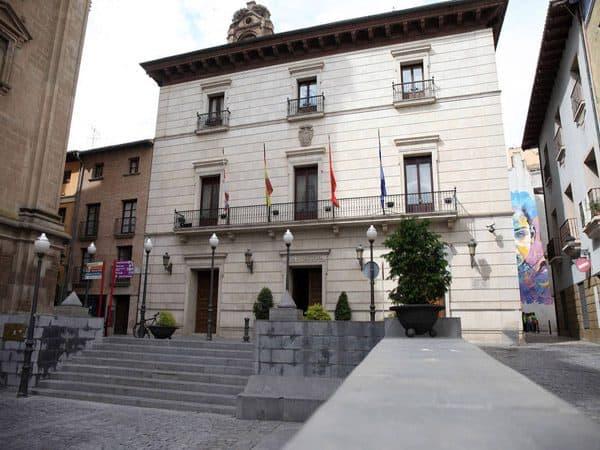 Ayuntamiento de Tudela - Que ver en Tudela - Ilutravel.com