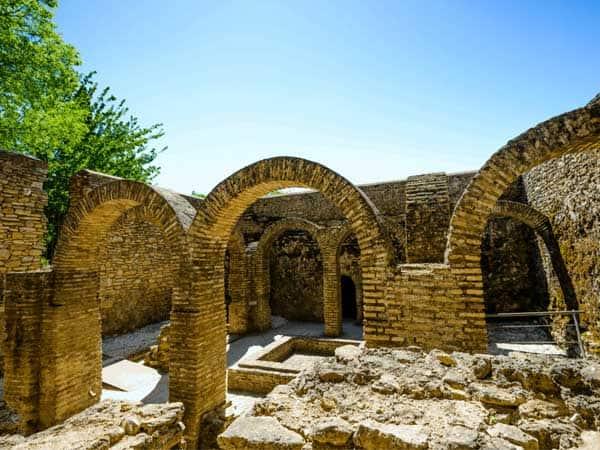 Baños Árabes de Ronda, lugar que visitar en un día