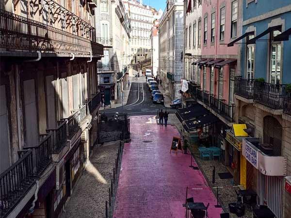 Baixa Chiado - Sitios donde Dormir en Lisboa - Ilutravel.com