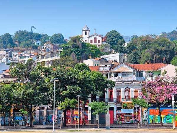 Barrio Santa Teresa - Sitios que ver en Río de Janeiro en dos días - Ilutravel.com