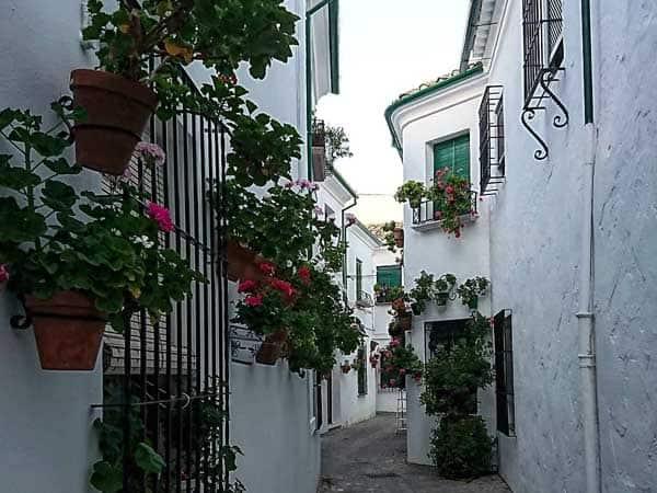 Barrio de la Villa de Priego - Sitios de interés que ver en PRiego de Córdoba - Ilutravel.com