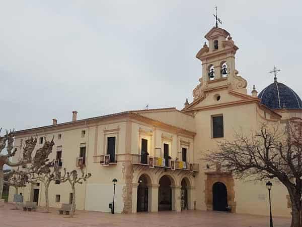 Basílica de la Mare de Déu del Lledó de Castellón - Ver Castellón en 2 días - Ilutravel.com